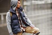 [Men's] Style / Men's fashion and lifestyle. For the latest how-to's, gifts, and guides!  / by Studentrate Trends