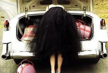 A Girl & Her Car / by Sarah McMinn