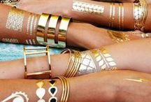 Flash Tattoos / Flash Tattoos: This year's hottest trend!  / by Studentrate Trends