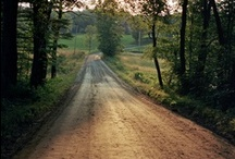 The road less traveled~♥ / by Heather Clapp