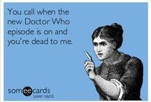 Doctor who/ Torchwood / by Emily Pulaski
