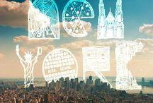 I love New York / New York / by Teresa Cox
