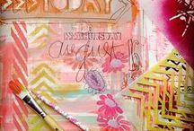 art journaling / by Tammie Carter