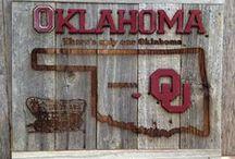 Oklahoma!!! / by Amanda Spencer