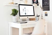Home Office Inspiration / by Kristin MacKenzie