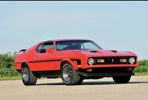 1972 Ford Mustangs / 1972 Ford Mustangs / by StangBangers