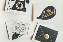 Graphic Design - Cards & Posters / by Kristin MacKenzie