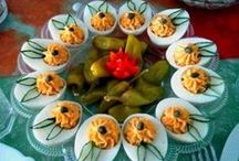 EASTER APPETIZERS / by Diane Ameres