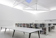 Work spaces / by Ana
