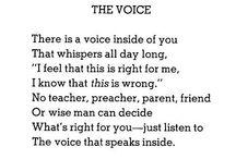 words of wisdom / by Caroline Breeding