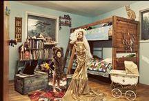 girls' room / by Nici Holt Cline