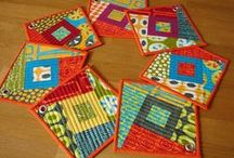 Quilts and sewing / by Pam Blades