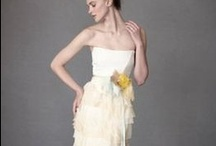 Ruffled Wedding Dresses / Love the drama and flirt factor that comes with a ruffled wedding dress?  So do we!  We've compiled some of our favorite new and used wedding dresses that use ruffles to great effect! / by SmartBrideBoutique.com