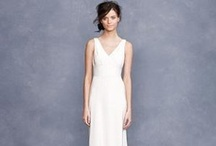 Stunning but Simple Wedding Dresses / Are you a no fuss bride who wants minimal adornment on her wedding dress?  Do you prefer to let a smashing silhouette do all the talking? If so, check out this selection of new and used dresses that are definitely stunning but simple.  / by SmartBrideBoutique.com