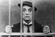 Buster Keaton.  / by Russell Allen
