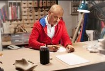 CHRISTIAN LOUBOUTIN  / CHRISTIAN LOUBOUTIN - at home and at work. #christianlouboutin #louboutin #paris  / by Russell Allen