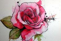 Tattoo Inspiration / by Samantha Shavin