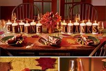 Holidays: Thanksgiving / by Dianna Goebel