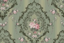 Vintage Wallpaper / by Denise Nelson
