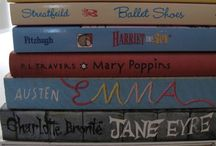 Books  / by Dianna Goebel
