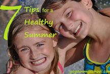 Health & Wellness / by Yoga In My School