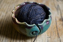 Knit Knit Crochet / Knitting projects, Crochet projects, with a touch of Felting... throw in a few Button projects for good measure :) / by Laney Lou