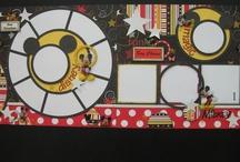 Scrapbook Disney / by Sherri Clancy
