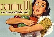 Canning & Storage / by Stephanie Treadway