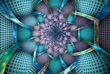ZEN 4 point circle / by Janice Swift