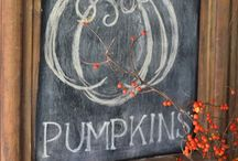 Fall Decorating / by Dianna Goebel