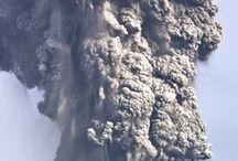 Volcanoes / by Hopeless Lingerie
