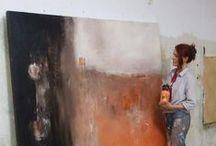 Artist workplace / by Eeli-Ethel Polli