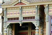 Victorian Architecture / by Janet Campolongo