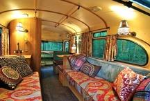 Cool RV & Camper Interiors / by CampingRoadTrip.com