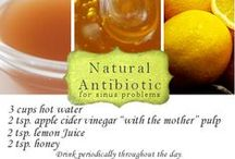 Natural remedies  / by Ashley Danyelle