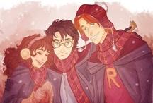 Harry Potter / by Ashley Gardner