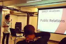 Live presentation / by Tania Jackson