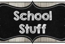 School Stuff / Love finding great new ideas to implement in my classroom! / by 4mulaFun