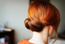 hair / by Luda Tkachuk