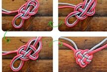 Macrame & knots / by Annette-m Farquhar