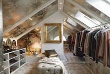 closet envy / Where your clothes live / by Melissa Merritt