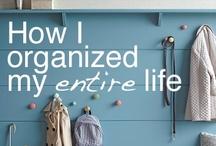 orgainizeorganizeorganize / by Luda Tkachuk
