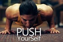 Fitness motivation / by Lea Valle | Paleo Spirit