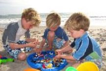 Traveling w/ Kids: Tips & Resources / by LAY/N/GO