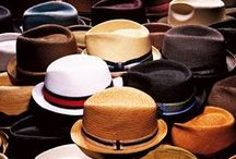 Hats & Caps / by Gessato | GSelect | GBlog
