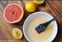Beauty/Home Remedies / by Julia Banzai