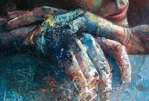 Art room ideas / by Carolyn Light