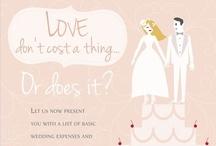 Useful Info for Weddings / by Nicole Arena
