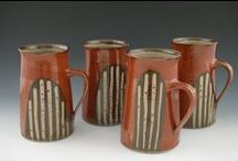 Pottery Cups & Mugs / by Joni Celmer