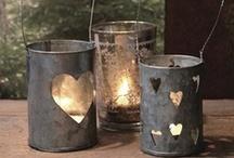 candlelight / by Rita Dippenaar